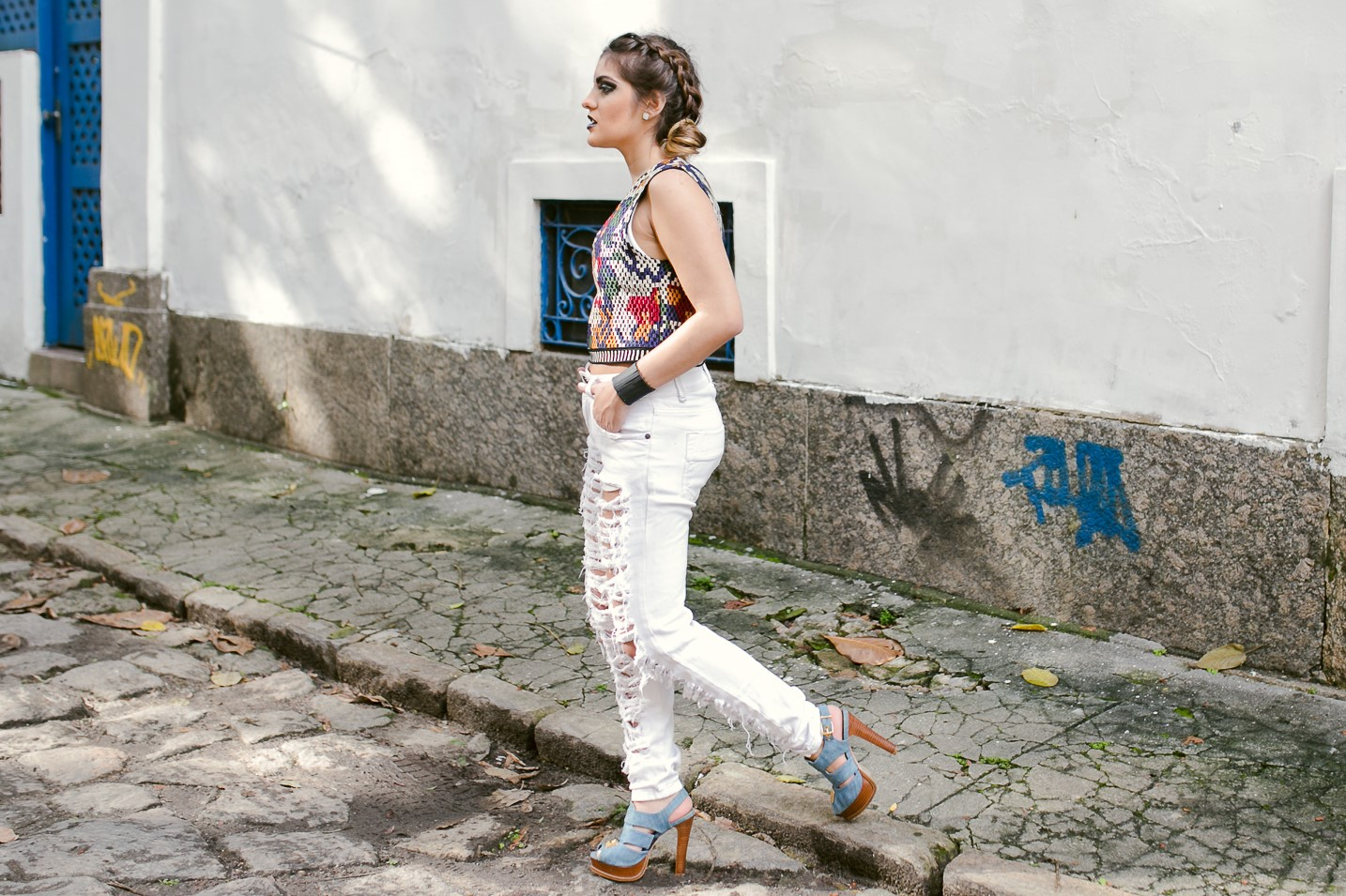 Look street lateral